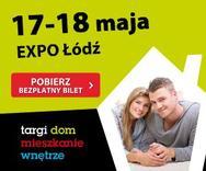 Pobierz bezpłatny bilet na Targi w Łodzi