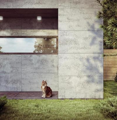 Beton architektoniczny - nowoczesne elewacje klejone i wentylowane