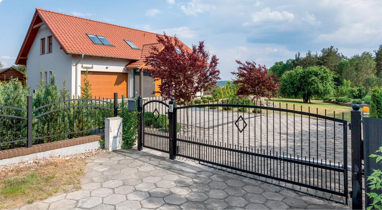 Ile kosztuje ogrodzenie. Przykładowe kosztorysy 9 parkanów