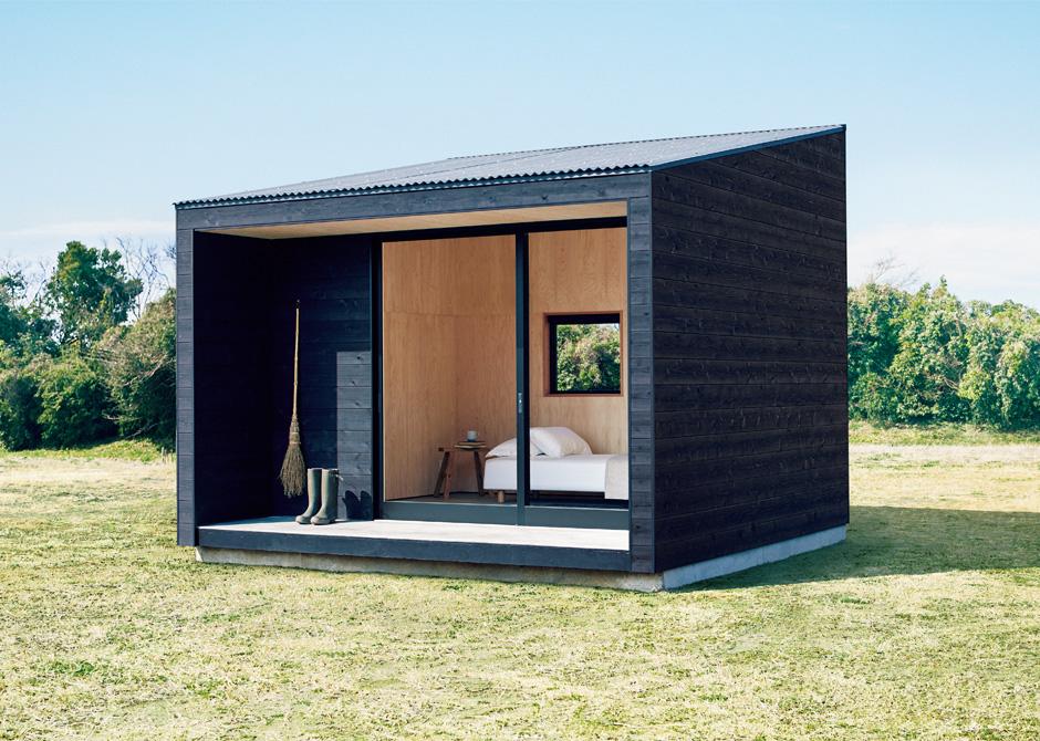 Dom mobilny Muji