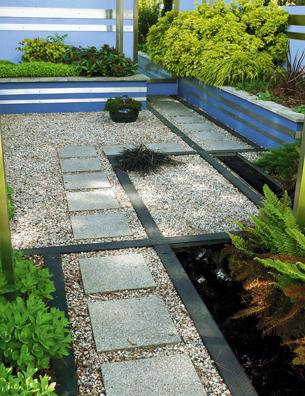 Ogrody nowoczesne i w stylu japońskim