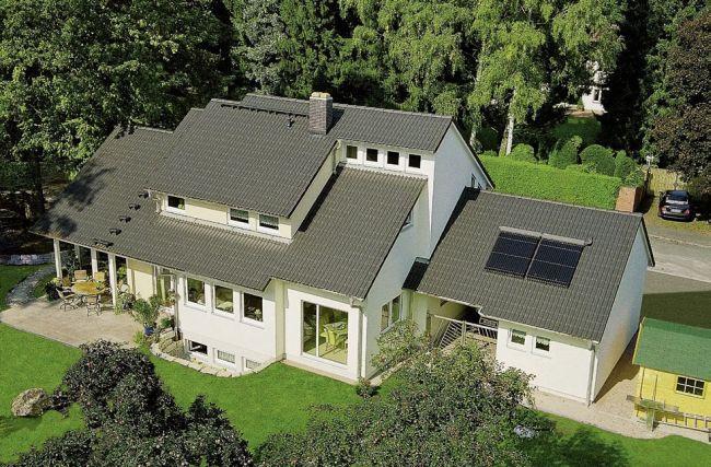 Kolektory dach