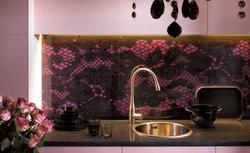 Tapeta ozdobą ściany w kuchni - jak ją ułożyć krok po kroku