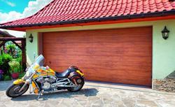 Brama do garażu na XXI wiek