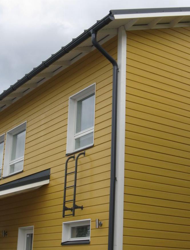 Fiński dom na targach w Tampere
