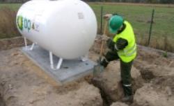 Krótko o ogrzewaniu gazem płynnym