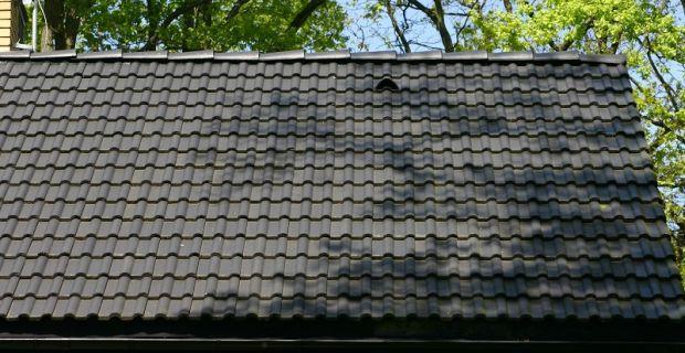 Dach na topie - dachówki cementowe
