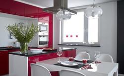 Kolorowa kuchnia. Zobacz 8 zdjęć aranżacji kuchni w kolorze