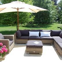 Najmodniejsze meble ogrodowe: House & More 2