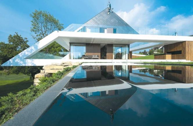 Projekt domu EDGE - nowoczesny dom jednorodzinny