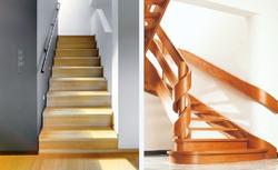 Schody drewniane czy betonowe? Jakie schody wewnętrzne wybrać