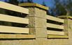 Ogrodzenia betonowe - Joniec