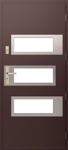 Drzwi wejściowe POL-SKONE Argali