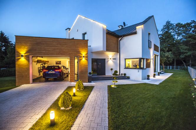 Oszczędny inteligentny dom
