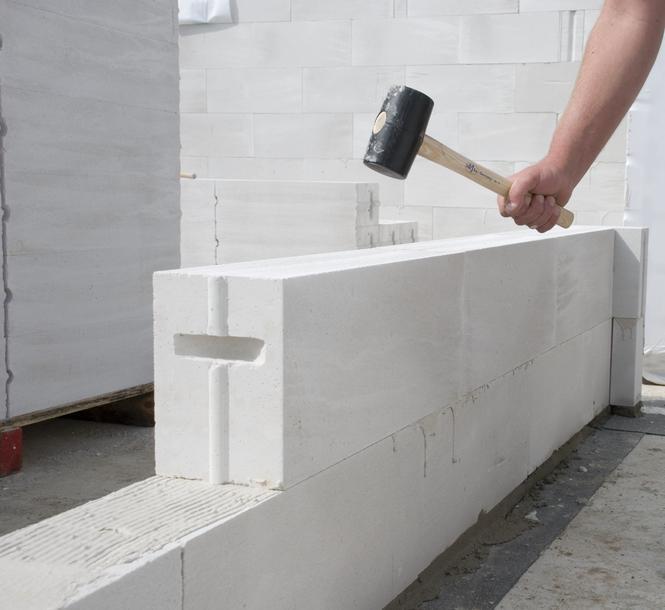 Dwa główne parametry betonu komórkowego