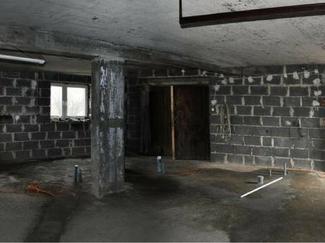 Mieszkanie z garażu