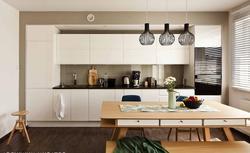 Nowoczesna biała kuchnia na 17 sposobów. Kuchnie na wysoki połysk