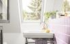 Okno drewniano-poliuretanowe idealne do łazienki lub kuchni