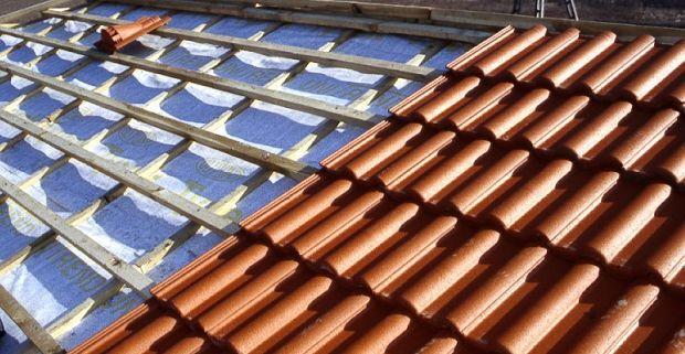 Dach (s)cementowany