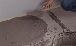 Jak wykonać ślepa podłogą i podłoge z płyt