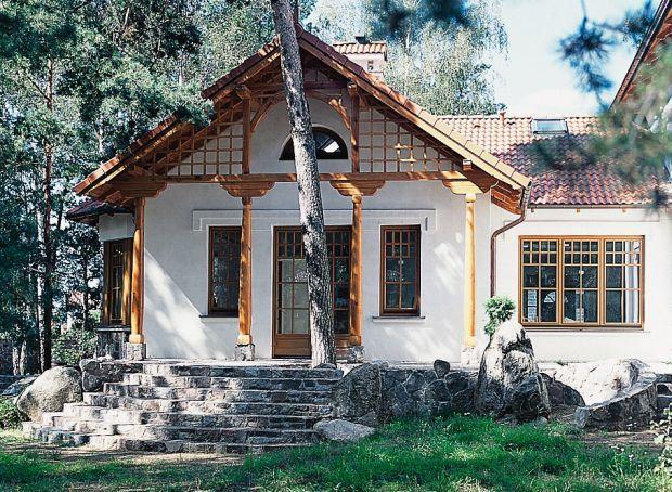 Na rzecz piękna: jak podkreślić reprezentacyjny charakter domu