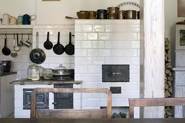 Kuchnia - styl wiejski