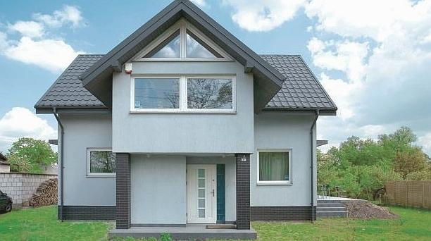 Budowa domu na wąskiej działce