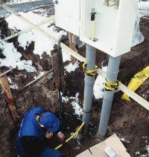 Przyłącze gazowe